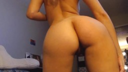 Delightful Sophia with great twerking ass gets orgasm