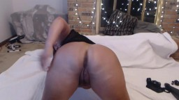 Boner factory Selena with a gag into BDSM and anal play