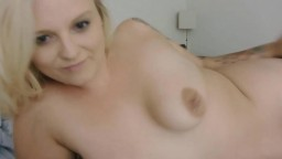 Gentle Southern girl Alana Blair with hot pierced breasts