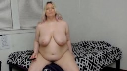 Hot BBW friendly domme blonde homewrecking goddess Tori