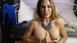 Beautiful mature Domina Melissa getting fucked pink pussy
