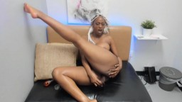 Amazing busty jerk off instructor DeViv to make you cum