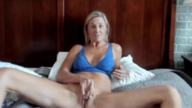 Horny momma Stevie Kink craving for a young meaty cock