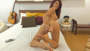 Ravenous redhead whore Alicee would love to pleasure you