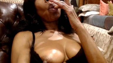 Naughty mature cougar Danny explores your wildest fetishes
