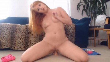 Playful redhead MILF Rachel wants to know your fantasies