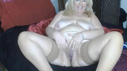 Mature sexy English vixen MILF will implement all your fantasies